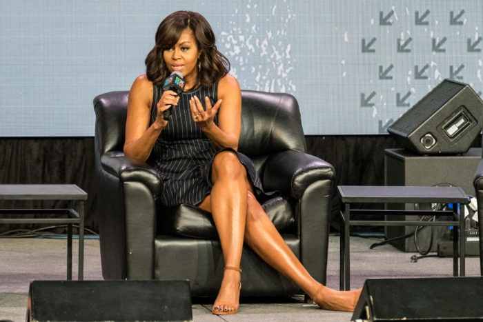 Chicago Defender Michelle Obama Podcast